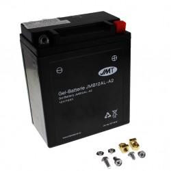 Batterie 12 volt - YB12AL-A2 - GEL - JMT