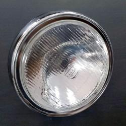 Phare - Optique - Universel - ø 190mm - Chromé
