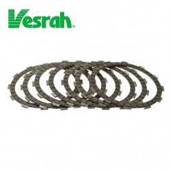 Embrayage - Disques garnis - (x7) - Vesrah -