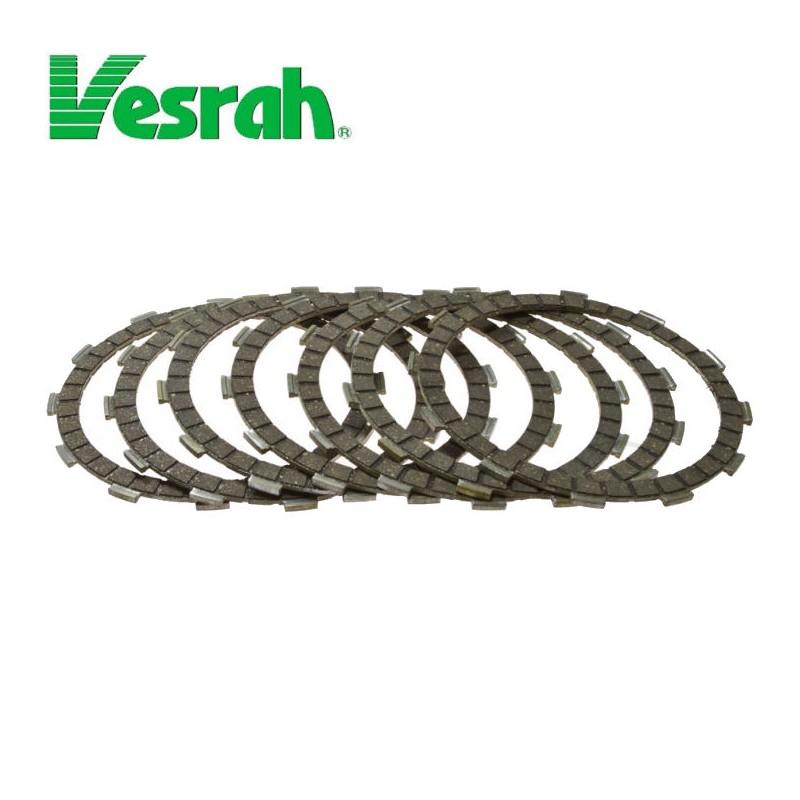 Embrayage - Disques garnis - Vesrah - CB750K6 - CB750K7 / F2 - four