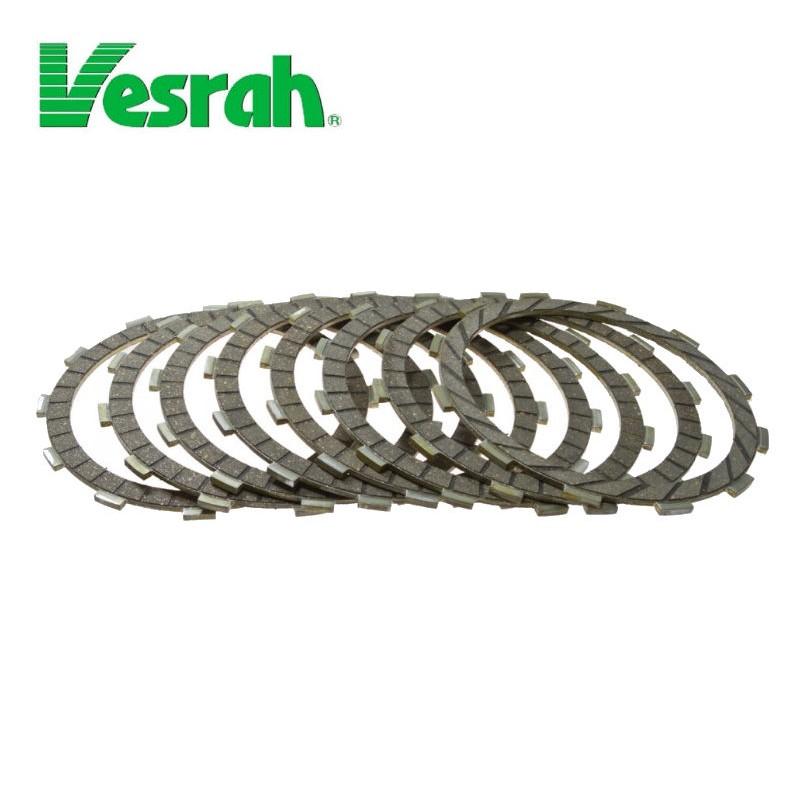 Embrayage - Disques garnis - Vesrah - CB750 - CB900 - CB1100