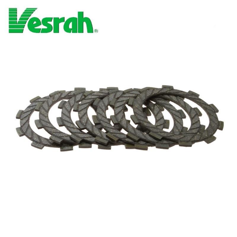 Embrayage - Disques garnis - Vesrah - CB/CX  500/550