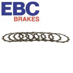 Embrayage - Disque garni, friction - EBC - CB250 - CB350/360 - CJ250T