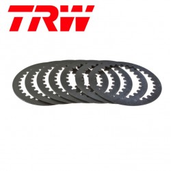 Embrayage - Disques Lisse - TRW - (x7) - CB750/CB900/CB1100 - VF1100