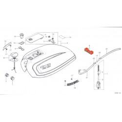 Réservoir - Amortisseur - Joint - CB350/360 ... 500/550 Four