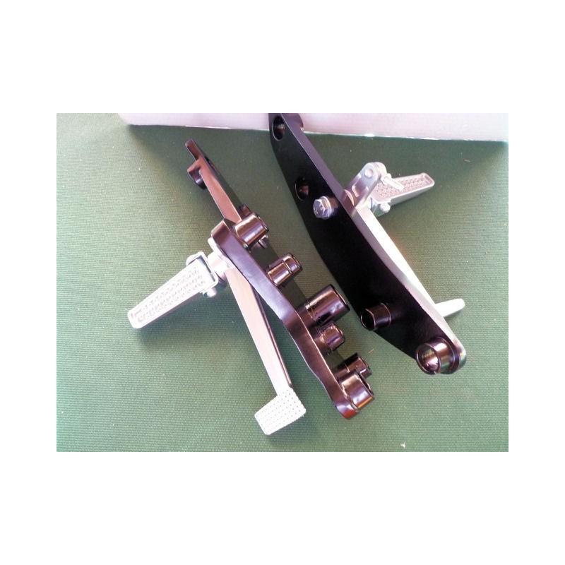 Platine repose Pied - position reculée - RAASK - CB750/900