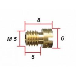 Keihin - ø 1.85 - Gicleur M5 pour Carburateur