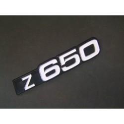 Cache latéral - logo - Kawasaki - Z650  (B1,B2)  - 56018-257
