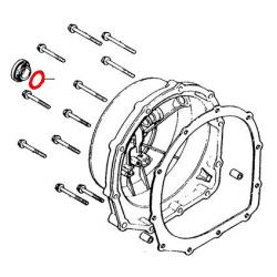 Joint torique - 23.50 x 2.60mm