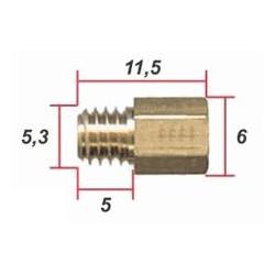 Mikuni - Gicleur M5.3x0.90...