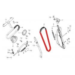 Distribution - Chaine - 82RH2015-124 - Fermée