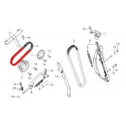 Distribution - Chaine 82RH2015 - 82 maillons - Fermée - CB750-CB900-CB1100 / CBX1000