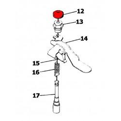 012 - Chapeau en caoutchouc