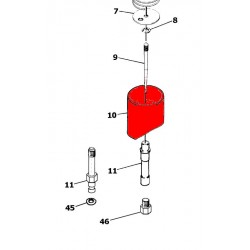VM32/65 - Carburateur - Boisseau