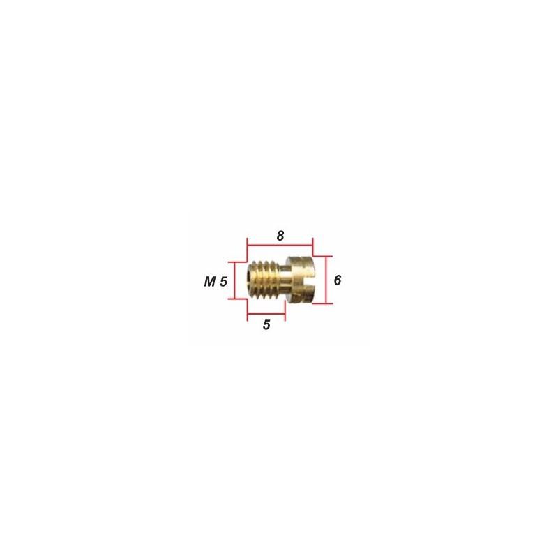Keihin - ø 0.78 - Gicleur M5 pour Carburateur