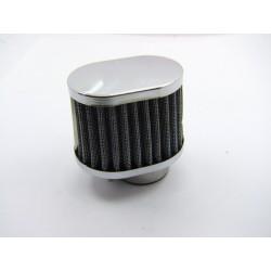 Cornet - filtre a Air - OVAL - ø 42mm - (x1)