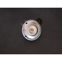 Avertisseur sonore - 12 Volt - Klaxon - Acier- ø 65mm