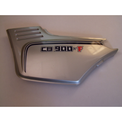 Cache lateral - Carter Gauche - CB900F - Gris