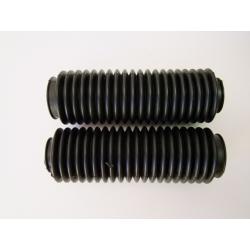 Fourche - soufflet noir - ø32-42mm -- lg 195mm