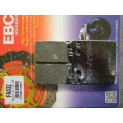 Frein - Plaquette EBC - FA-032 - GL1000-CB750F1