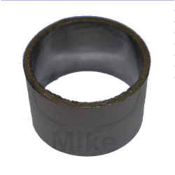 Echappement - joint Graphite (x1) - 46x50x34mm