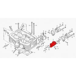 Moteur - Pipe admission - Coté moteur Gauche - CB125T