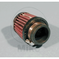 Filtre a air - ø 35mm - K&N - Cornet - (x1) - CB350 / CB400 Four