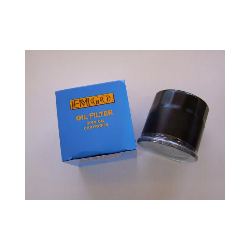 Filtre a Huile - EMGO - Noir - EM-202