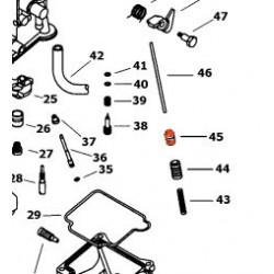 Carburateur - TM33-8012 - Complet