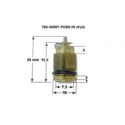 Carburateur - Siege+ Pointeau - 786-46001 - ø 3.00