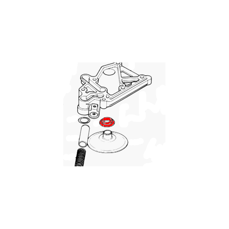 Joint de filtre - Crepine