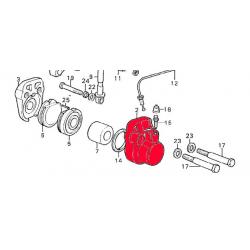 Frein - Etrier - support piston - CB750F1 - CB750K7