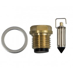 Carburateur - Siege + Pointeau ø2.00 - 10L-14390-02 - XV1000