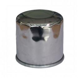 Filtre a huile - Hilflofiltro - HF204 - Chrome