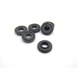 Moteur - Couvercle culasse - Rondelle de caoutchouc de montage (x6) - 92055-1225