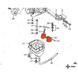 Carburateur - Flotteur - GN125 E - (NF41A)  - 13250-05300