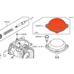 """Carburateur - couvercle de boisseau - version """"C"""" - 14041-1129"""