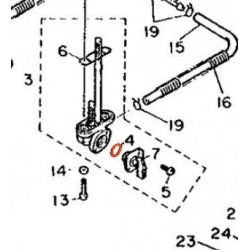 Carburateur - joint de robinet - 3AJ-24534-01 - XT600z - ....