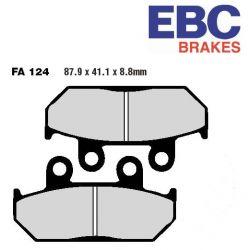 Frein - Plaquette - Standard - EBC - FA124