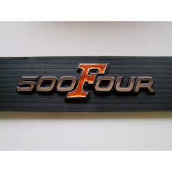 Carter lateraux - Embleme 500 Four - logo