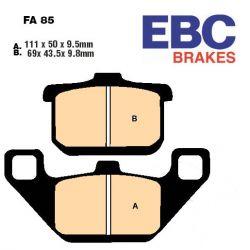 Frein - Etrier - Plaquette - Semi-Synthetic - EBC - FA-085 V