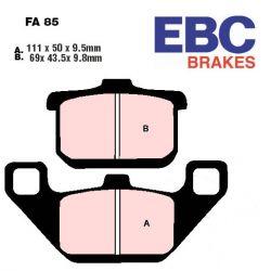 Frein - Etrier - Plaquette - Synthetic - EBC - FA-085-HH