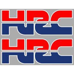 Autocollant - HRC - 20cm