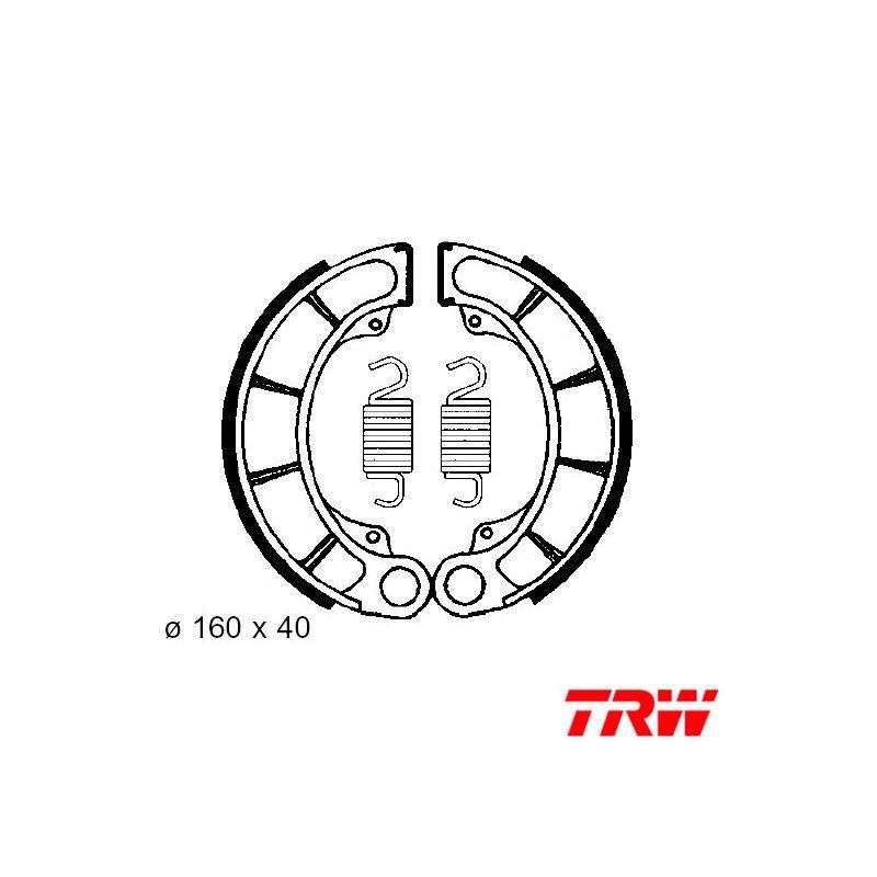 Frein - Machoire - 160x40 - TRW
