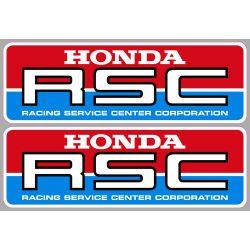 Autocollant - HRC - 150x50 mm