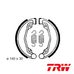 Frein - Machoire - 140x30 - TRW - MCS-811 - Cb250RS - XL500s
