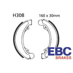 Frein - Machoire - (140x30) - EBC - H308 - Cb125K - SL350 - CB175