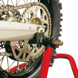 Bequille - roue arrière - BIKE LIFT - Support plat