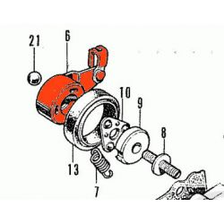 Embrayage - Mecanisme - Levier