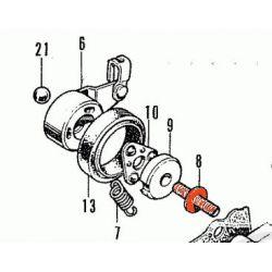 Embrayage - Mecanisme - Vis de reglage
